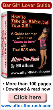 Learn how to take the bar out of your Pattaya girl