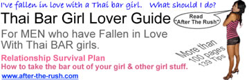Thai girl lover guide