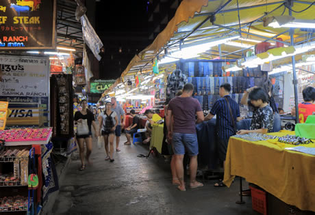 Items to buy at Patpong