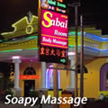 Soapy massage parlors